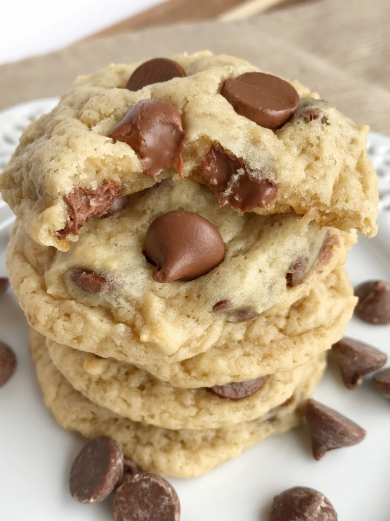 Banana Chocolate Chip Cookies - Together as Family