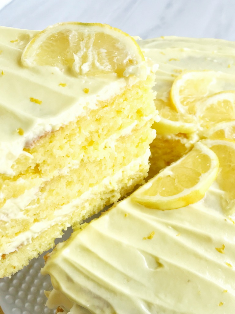 Lemon Cake Recipes With Yellow Cake Mix