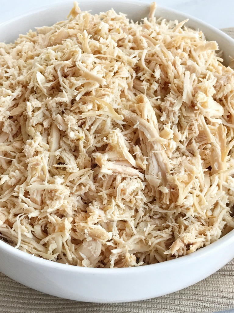 How To Cook Perfectly Shredded Chicken In The Crockpot
