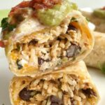 These crispy southwest chicken skillet burritos are so easy to make, versatile, and a quick & easy 30 minute dinner | togetherasfamily.com